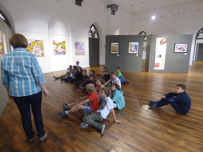 Exposition Pop Art à Arlon