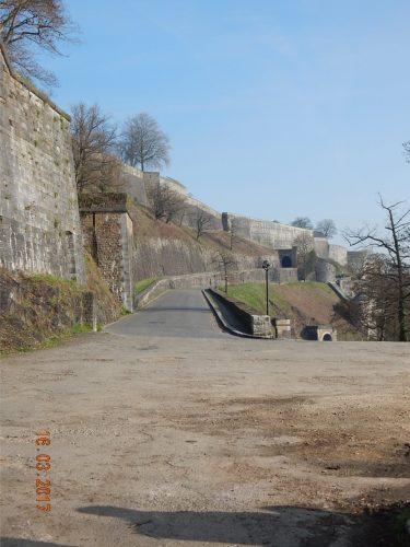 Deuxième journée à Namur