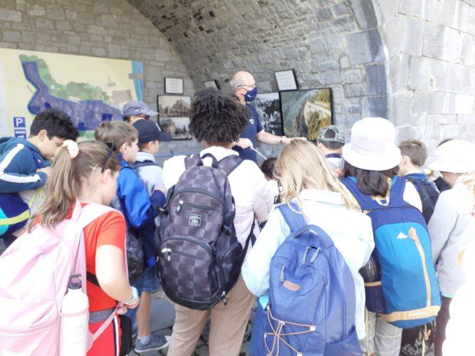 Excursion à Dinant
